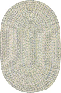 product image for Kicks Cove (oval) Rugs, 5' x 8', Pastel Multicolor