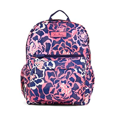 5afcca6cb5ca Vera Bradley Lighten Up mini campus backpack KATALINA PINK