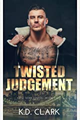 Twisted Judgement (New York Capos Book 2) Kindle Edition