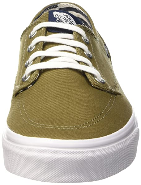 a12696704b Vans. Brigata Sneakers (Deck Club) Covert Green Mens 7. Back. Double-tap to  zoom