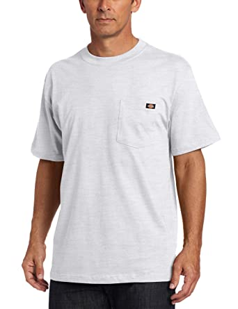 Amazon.com  Dickies Men s Short Sleeve Pocket Tee  Clothing 0390aeb6ec0b
