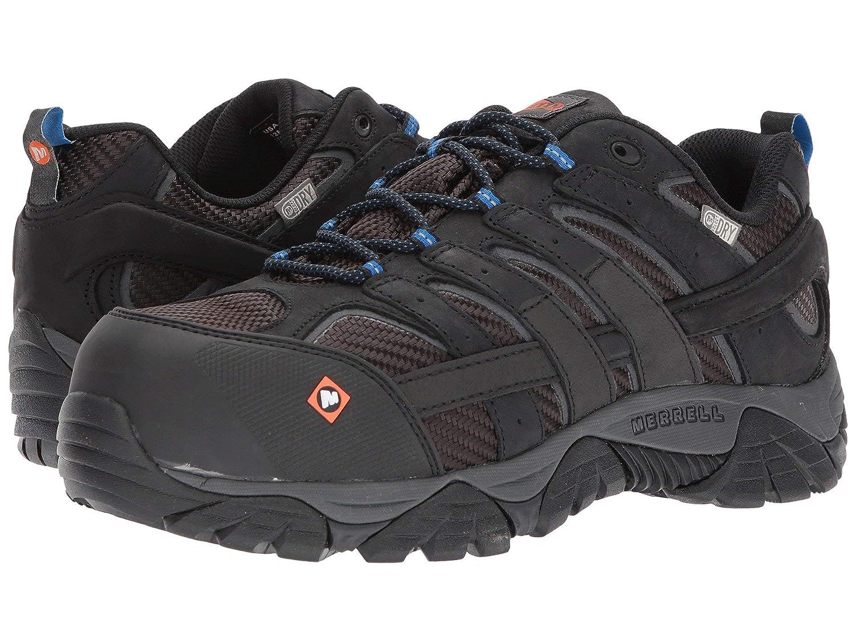 【あすつく】 [メレル] メンズランニングシューズスニーカー靴 Moab 2 Vent [並行輸入品] Waterproof Moab CT [並行輸入品] 2 B07HVZQHFV ブラック 26.5 cm 26.5 cm|ブラック, お店応援資材やさん:deb3943b --- womaniyya.com