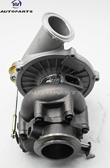 Amazon.com: GTP38 Ball Bearing Turbocharger with Billet 739619-5004S for Ford Light Truck F250 F350 F450 with Power stroke 7.3L Diesel Engine GTP38R: ...