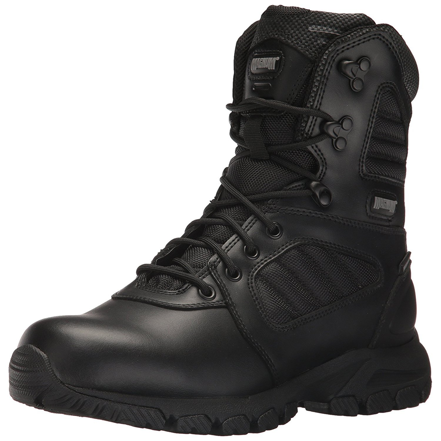 Magnum Men's Response III 8.0 Waterproof Military and Tactical Boot, Black, 15 M US