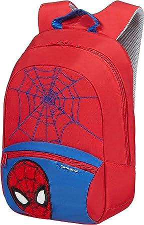 Oferta amazon: Samsonite Disney Ultimate 2.0 - Mochila Infantil S+, 35 cm, 11 L, Rojo (Spider-Man)