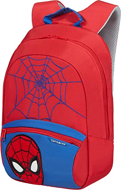 Imagen deSamsonite Disney Ultimate 2.0 - Mochila Infantil S+, 35 cm, 11 L, Rojo (Spider-Man)