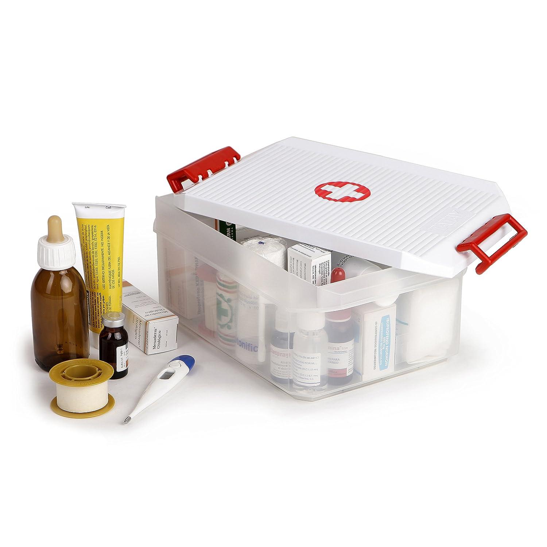 Amazon.com: Tatay 1150209 Botiquin Cruz - Multi-Purpose Box, 4.5 l: Kitchen & Dining