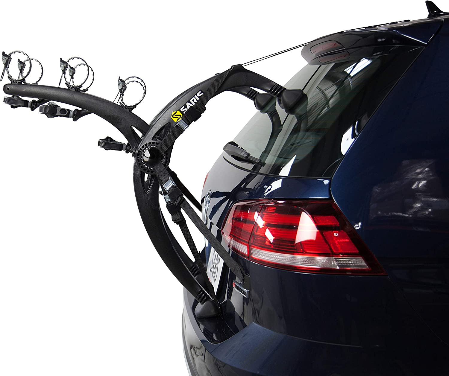 Saris Trunk Rack Lock Secures to Car Theft Prevention Security Bike Bicycle