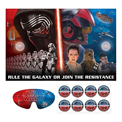 Star Wars Episode VII Party Game, Party Favor: Kitchen & Dining