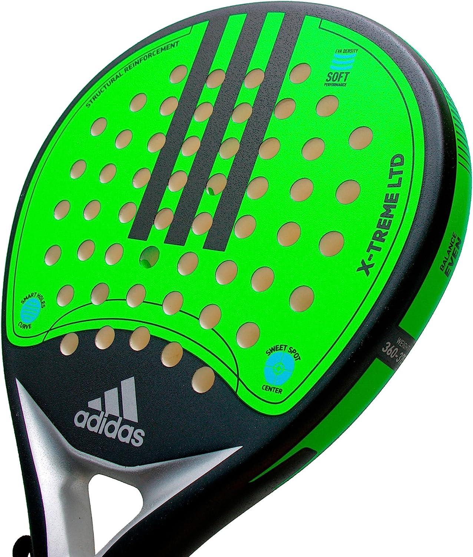 Pala Adidas X-Treme LTD Green: Amazon.es: Deportes y aire libre