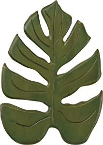 Primitives by Kathy Botanical Wall Decor, Small, Monstera Leaf