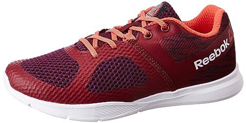 Image Unavailable. Image not available for. Colour  Reebok Women s Cardio  Workout Merlot 4e9502f6e