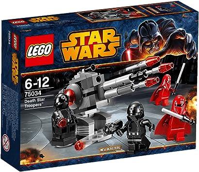 LEGO Star Wars - Death Star Troopers (75034): Amazon.es: Juguetes ...