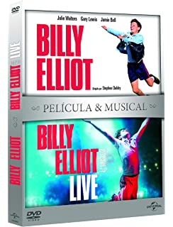 Billy Elliot 2 Disc Special Edition DVD by Julie Walters: Amazon ...