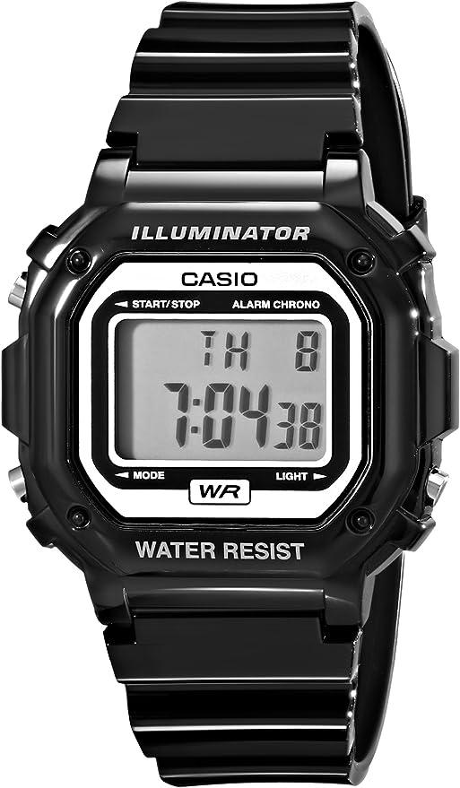 CASIO カシオ F-108WHC-1A ブラックベーシックデザイン メンズ腕時計男性用腕時計 デジタル 時計 海外モデル 【逆輸入品】
