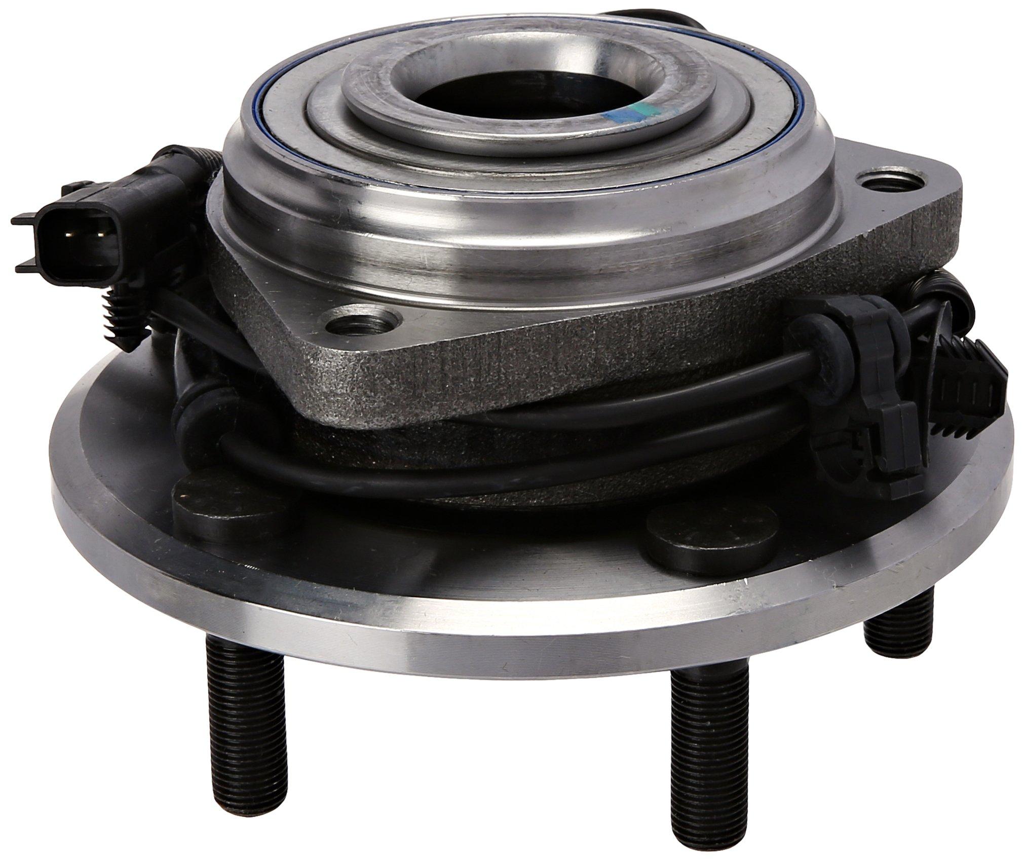 Timken HA590242 Wheel Bearing and Hub Assembly by Timken
