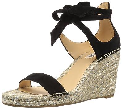 068d22ef526 Badgley Mischka Women's Berkley Espadrille Wedge Sandal