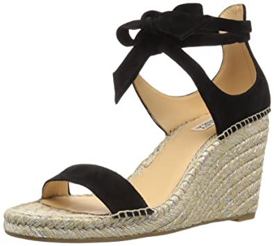 49d352e118a Amazon.com  Badgley Mischka Women s Berkley Espadrille Wedge Sandal ...