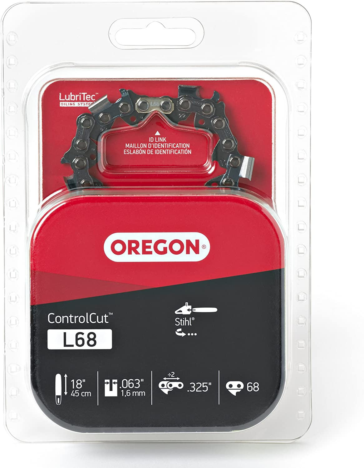 Oregon Systems Loop Chain