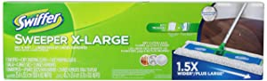 Swiffer Sweeper X-Large Starter Kit In The Box