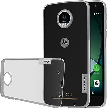 OFU® Funda de TPU silicona para Motorola Moto Z Play Diseño,diseño ...