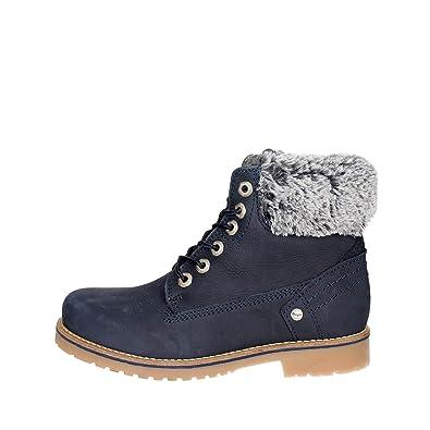 Wrangler Footwear Enkellaarzen in grau für Damen lgN16L1o