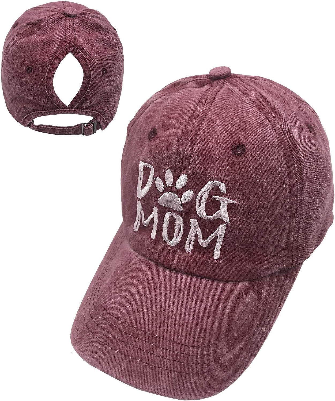 MANMESH HATT Dog Mom...