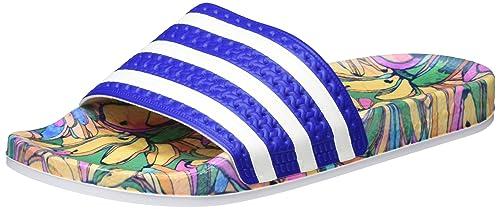 new styles d11a8 fdebb Adidas Adilette Slipper - Chanclas para mujer Amazon.es Zapatos y  complementos