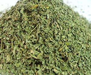 Egyptian Spinach Dried Molokhia Molocheya Mulukhiyah for Cooking ملوخية ناشفة (35 OZ = 980 GM)