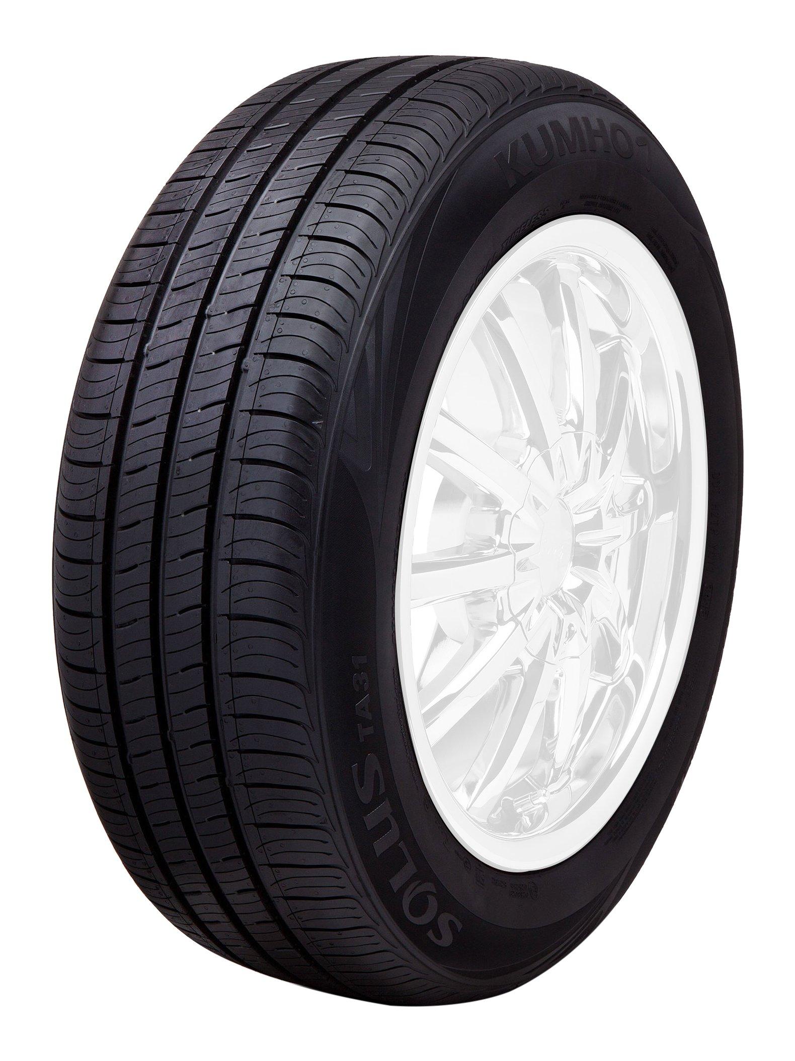 Kumho Solus TA31 Performance Radial Tire - 235/55R16 98V by Kumho (Image #1)