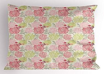 Amazon.com: TYANG - Funda de almohada con diseño de mandala ...