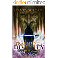Fragment of Divinity: A Litrpg Adventure (Defying Divinity Book 1) book cover