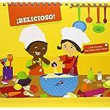 ¡Delicioso!: ¡100 recetas sencillas para niños! (Actividades y destrezas) de Rebecca Galera (4 sep 2014) Tapa blanda