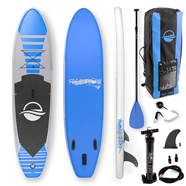 SereneLife Premium Inflatable Stand Up Paddle Board Review