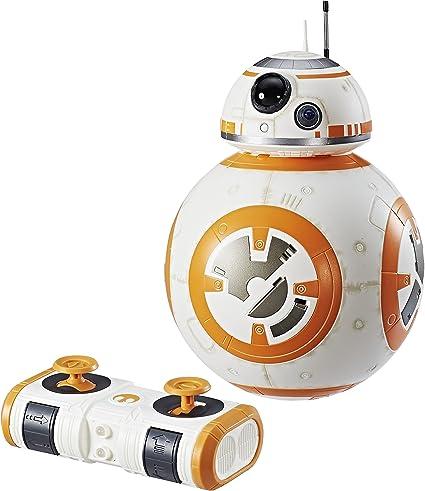 "BB-8 STAR WARS 16/"" Full Size Lights /& Sound Backpack"