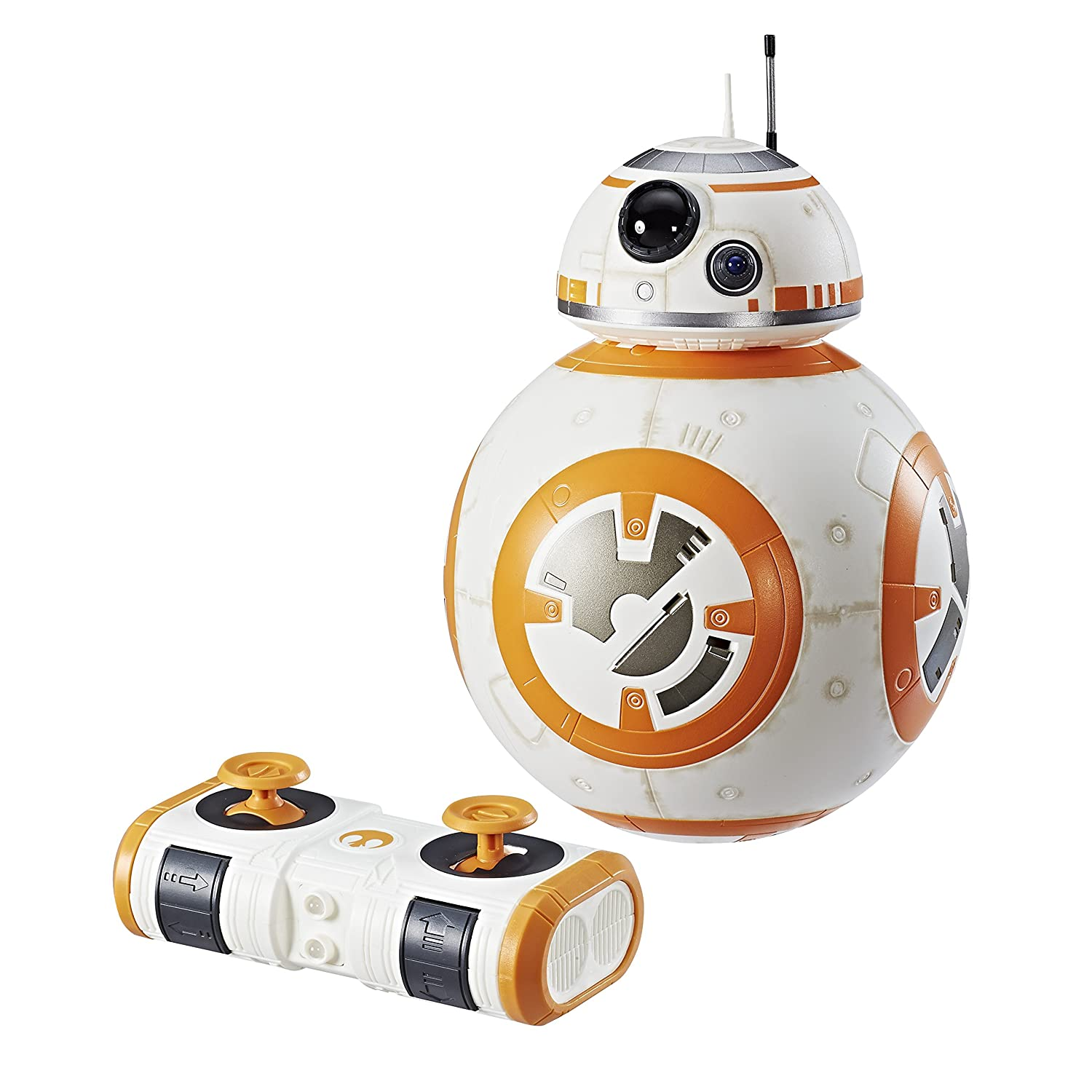 7 Best Remote Control BB8 Robot Toys Reviews of 2021 10