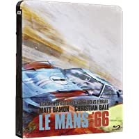BD STEELBOOK LE MANS 66 [Blu-ray]