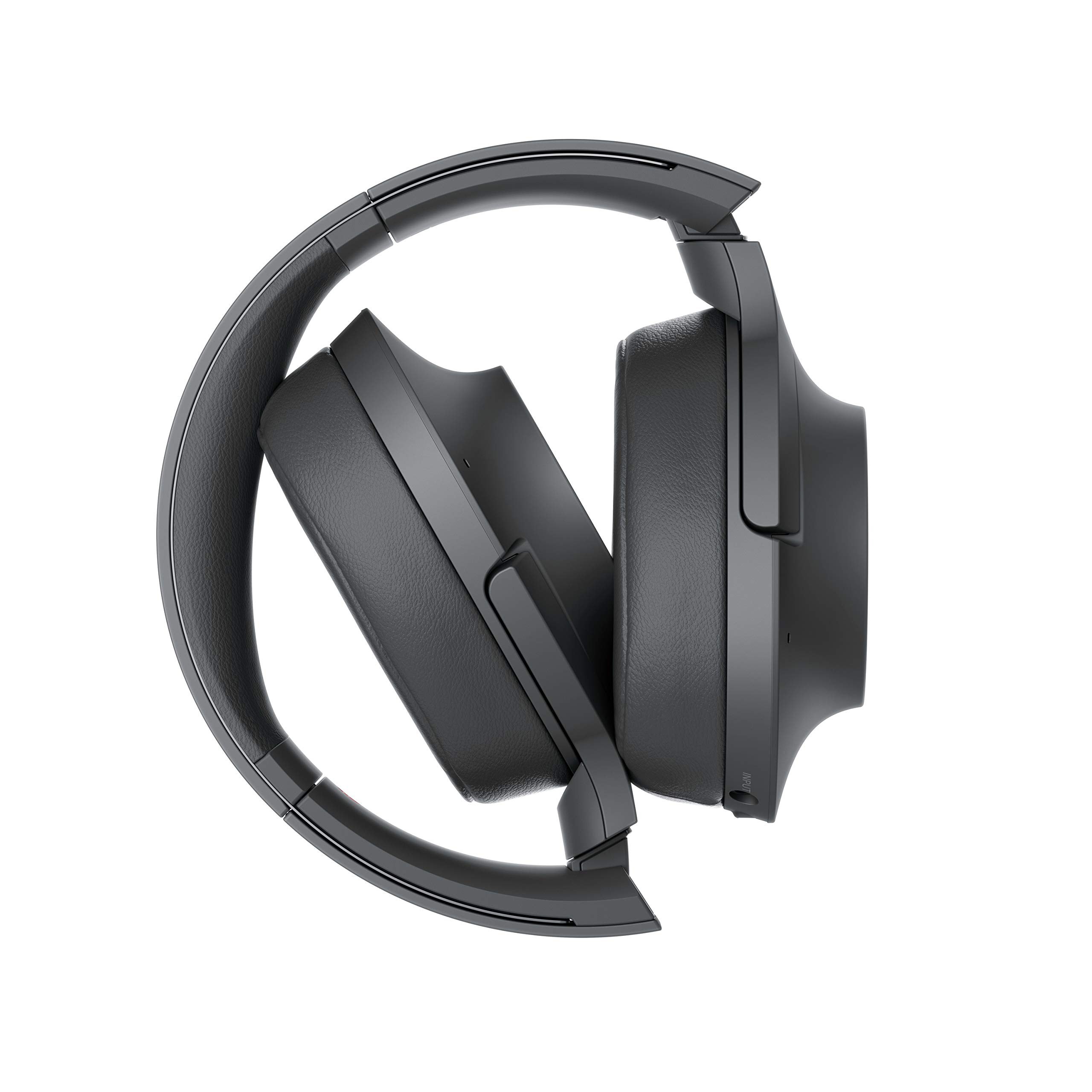 Sony Sony whh900n hear on 2 wireless overear noise cancelling high resolution headphones, 2.4 Ounce by Sony (Image #4)
