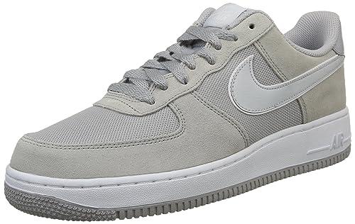 newest 06251 93f1e Nike Air Force 1, Scarpe sportive, Uomo, Grigio (Grau (Wolf Grey
