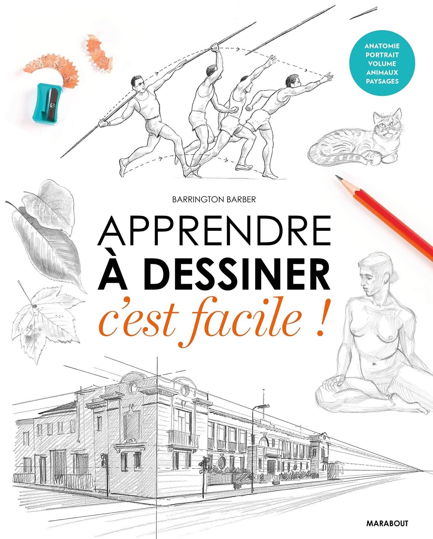 Amazon Fr Apprendre A Dessiner C Est Facile Barber