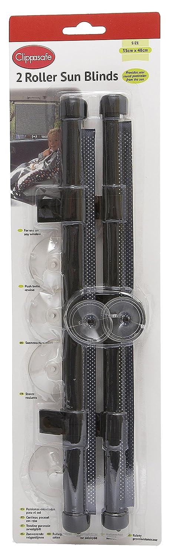 Clippasafe - pares-soleil roller blinds CL501