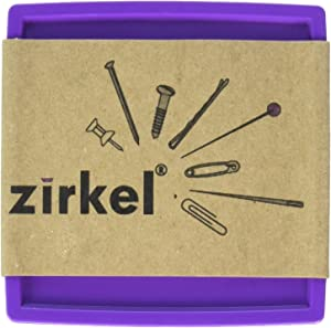 The Zirkel Magnetic Pin Cushion Purple