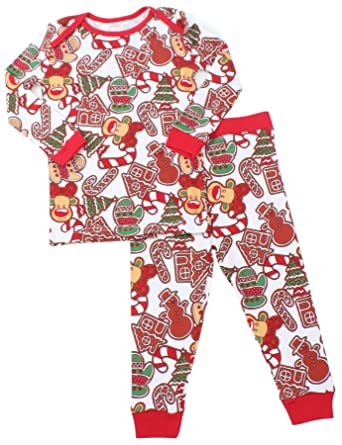 Amazon.com: SleepytimePjs Infant Christmas Pajamas: Clothing