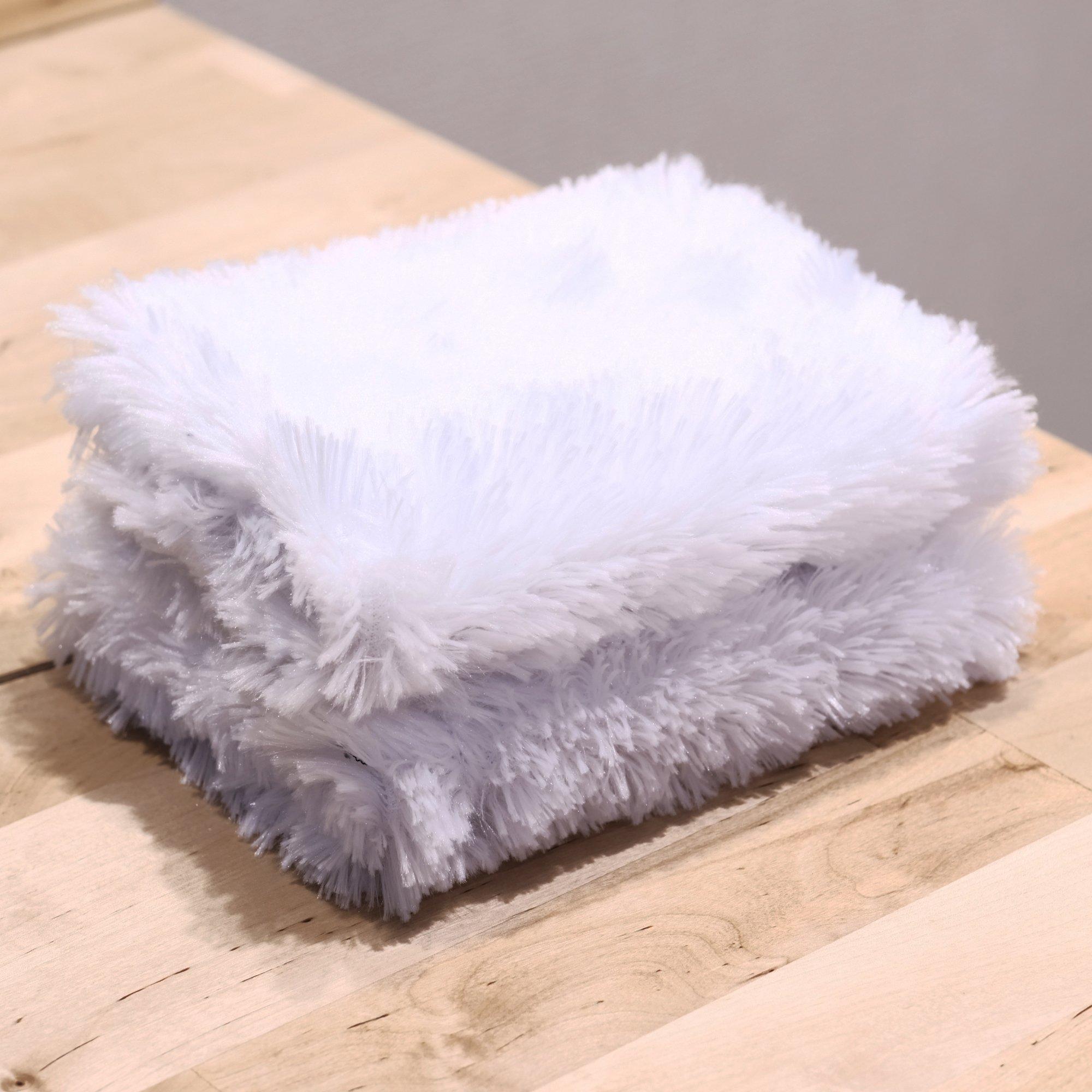 Microfiber Mop 18inch Velcro Wet & Dry Mop Refill for Hardwood Floors Set of 8 by Bear Family by Bear Family Microfiber (Image #7)