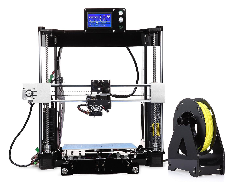 UNICUBIC U impresora D de alta precisión Prusa i DIY Unassembled kit