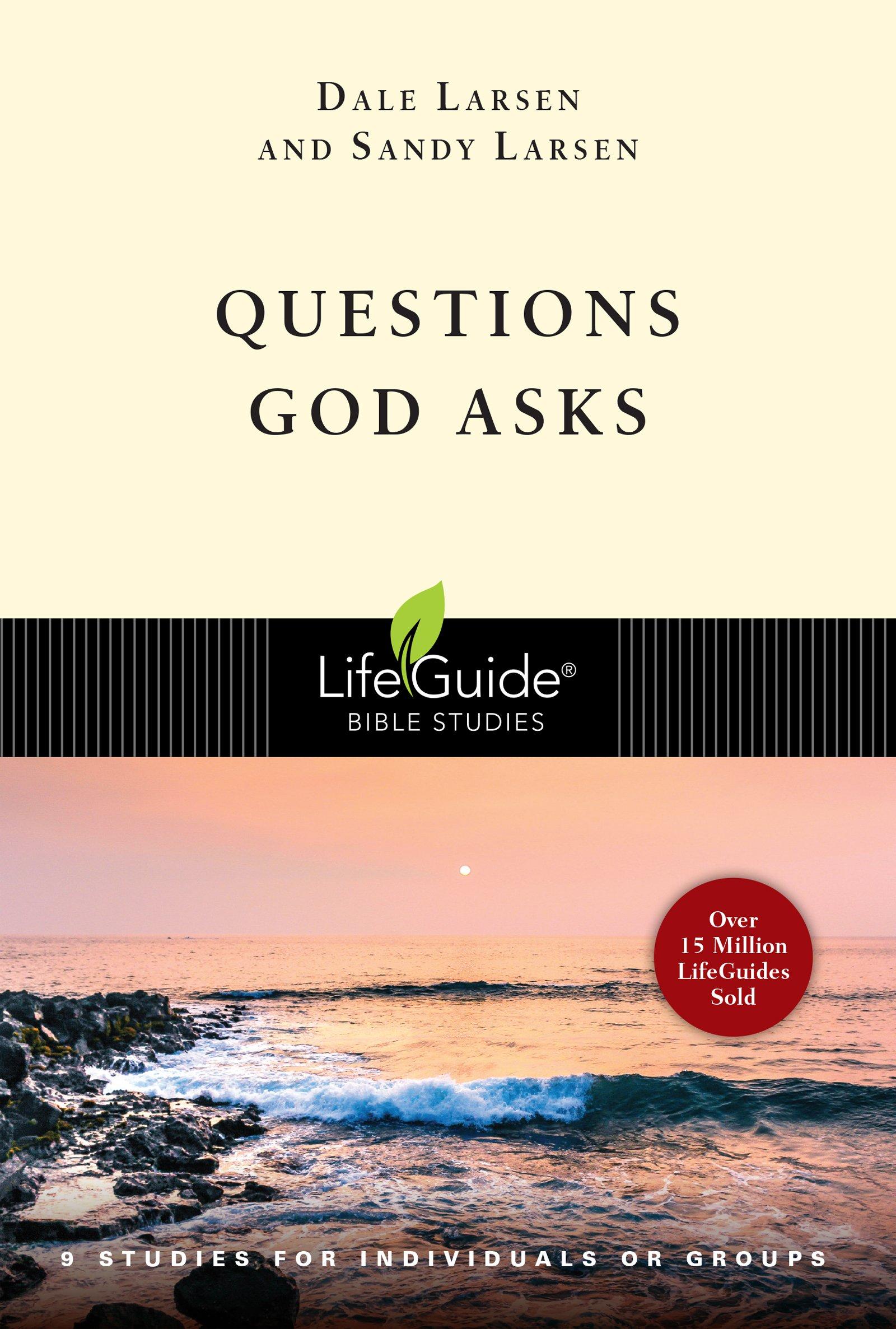 Download Questions God Asks (Lifeguide Bible Studies) pdf