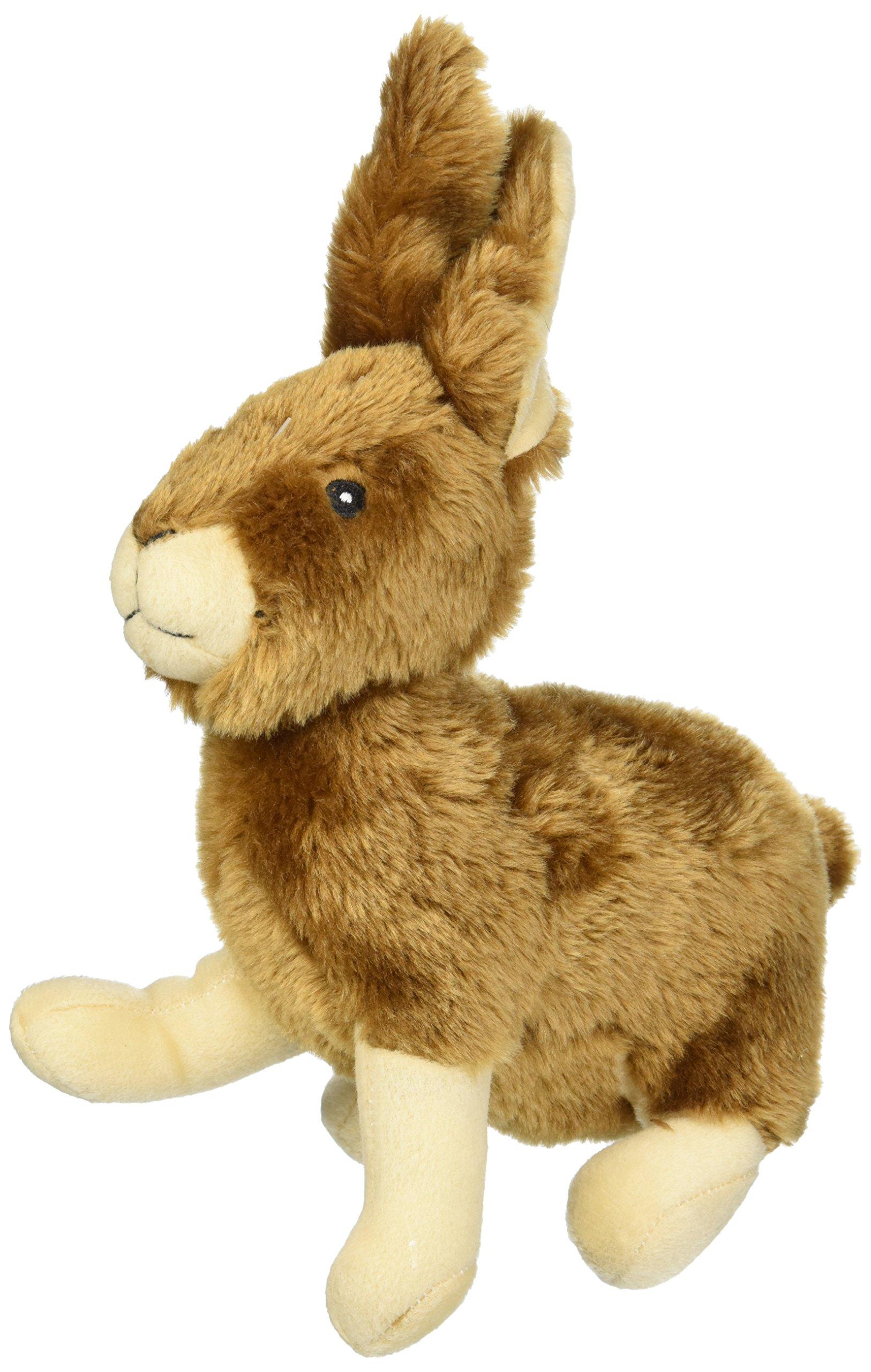 Ethical Pet Woodland Series 8.5-Inch Rabbit Plush Dog Toy, Large
