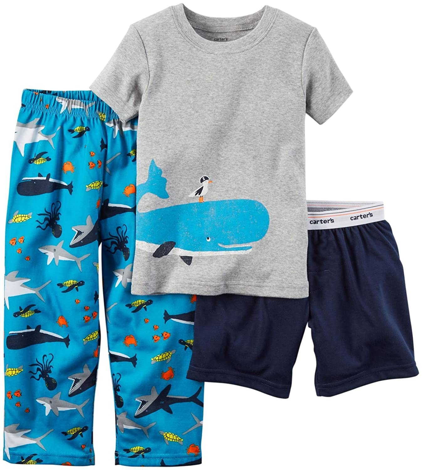 Carters Baby Boys 4 Piece Pj Set 321g077 f0G7T9V9