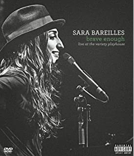 sounds like me my life so far in song sara bareilles  brave enough live at the variety playhouse
