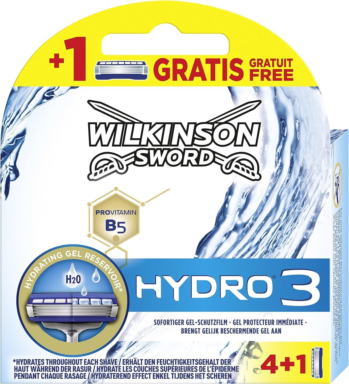 Wilkinson Sword Hydro 3: Amazon.es: Salud y cuidado personal